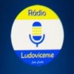 Logo da emissora Rádio Ludovicense