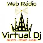 Logo da emissora Web Rádio Virtual Dj