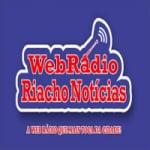 Logo da emissora Web Rádio Riacho Notícias
