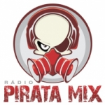 Logo da emissora Pirata Mix