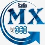Logo da emissora Rádio MX 360