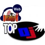 Logo da emissora Rádio Top Dj