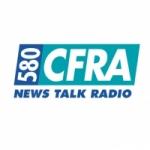 Logo da emissora Radio CFRA 580 AM