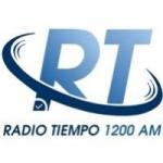 Logo da emissora Radio Tiempo 1200 AM