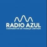 Logo da emissora Radio Azul 1320 AM