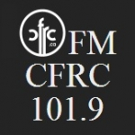 Logo da emissora Radio CFRC 101.9 FM