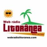 Logo da emissora Web Rádio Litorânea