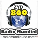 Logo da emissora Rádio Mundial Rio