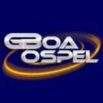 Logo da emissora Rádio Boa Gospel