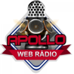 Logo da emissora Apollo Webrádio