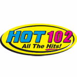 Logo da emissora Radio WLTO Hot 102.5 FM