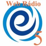Logo da emissora Web Rádio E5