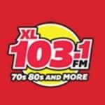 Logo da emissora Radio CFXL 103.1 FM