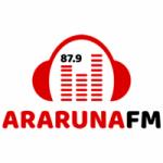 Logo da emissora Rádio Araruna 87.9 FM
