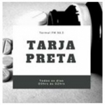 Logo da emissora Tarja Preta FM
