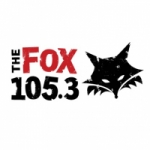 Logo da emissora Radio CFXY The Fox 105.3 FM