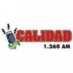 Logo da emissora Radio Calidad 1260 AM