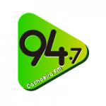 Logo da emissora Rádio Fan Mix 94.7 FM