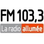 Logo da emissora Radio CHAA 103.3 FM