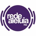 Logo da emissora Rádio Aleluia 105.3 FM