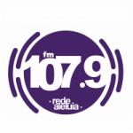 Logo da emissora Rádio Rede Aleluia 107.9 FM