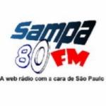 Logo da emissora Sampa 80 FM