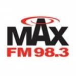 Logo da emissora Radio CHER Max 98.3 FM