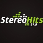 Logo da emissora Rádio Stereo Hits 87.9 FM