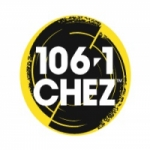 Logo da emissora Radio CHEZ 106 FM