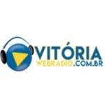 Logo da emissora Vitória Web Rádio