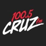 Logo da emissora Radio CHFT Cruz 100.5 FM