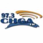 Logo da emissora Radio CHGA 97.3 FM