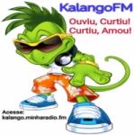 Logo da emissora Kalango FM