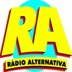 Logo da emissora Rádio Alternativa Patos
