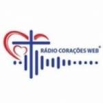 Logo da emissora Rádio Corações Web