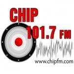 Logo da emissora Radio CHIP 101.7 FM