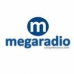 Logo da emissora Mega Rádio Conjunto Ceará