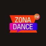 Logo da emissora Zona Dance FM