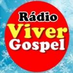 Logo da emissora Rádio Viver Gospel