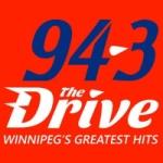 Logo da emissora Radio CHIQ The Drive 94.3 FM