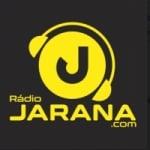 Logo da emissora Rádio Jarana