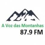 Logo da emissora Radio A Voz das Montanhas 87.9 FM