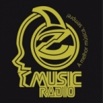 Logo da emissora Music Radio