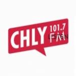 Logo da emissora Radio CHLY 101.7 FM