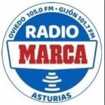Logo da emissora Radio Marca Asturias 101.7  FM