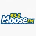 Logo da emissora Radio CHMT Moose 93.1 FM