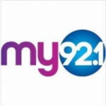 Logo da emissora Radio CHMX My 92.1 FM