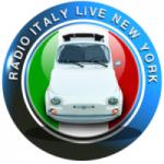 Logo da emissora Radio Italy Live