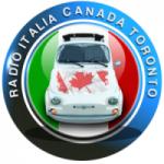 Logo da emissora Radio Italia Canada