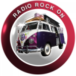 Logo da emissora Radio Rock On